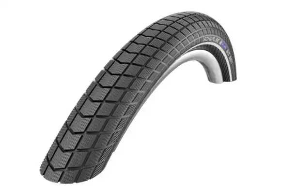 Велопокрышка Schwalbe Performance Line Big Ben, 20x2.15 (55-406), Endurance, HS 439, R-Guard, 67 EPI, 11100554